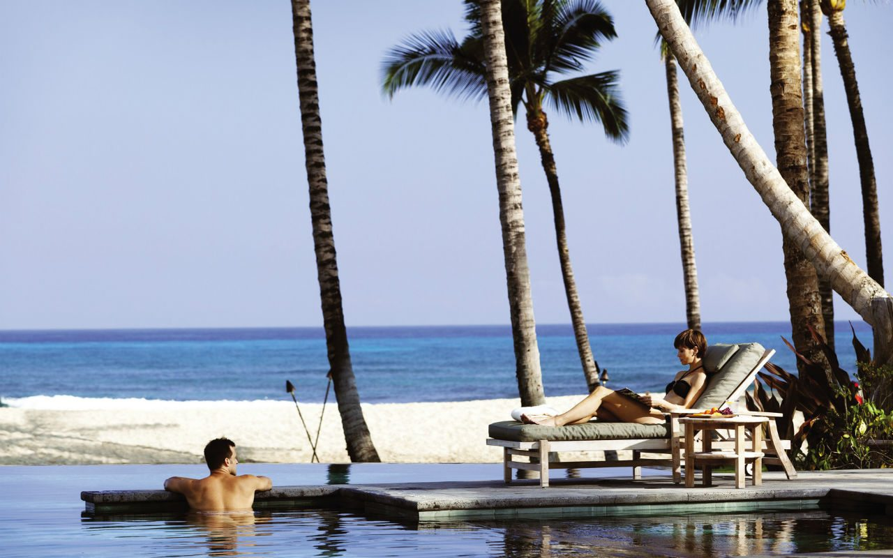 Four Seasons Resort Hualalai, el oasis soñado