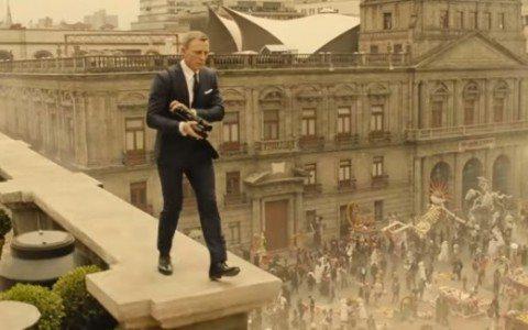 James Bond, de vacaciones en México durante avance de Spectre
