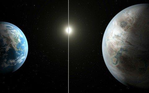 NASA descubre al 'primo mayor' de la Tierra
