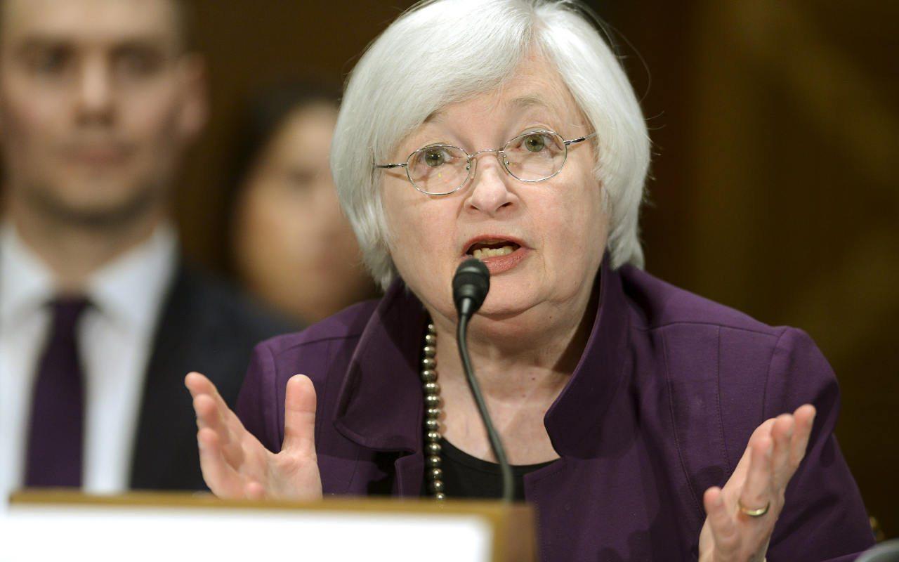 Yellen observa condiciones para un alza de la inflación