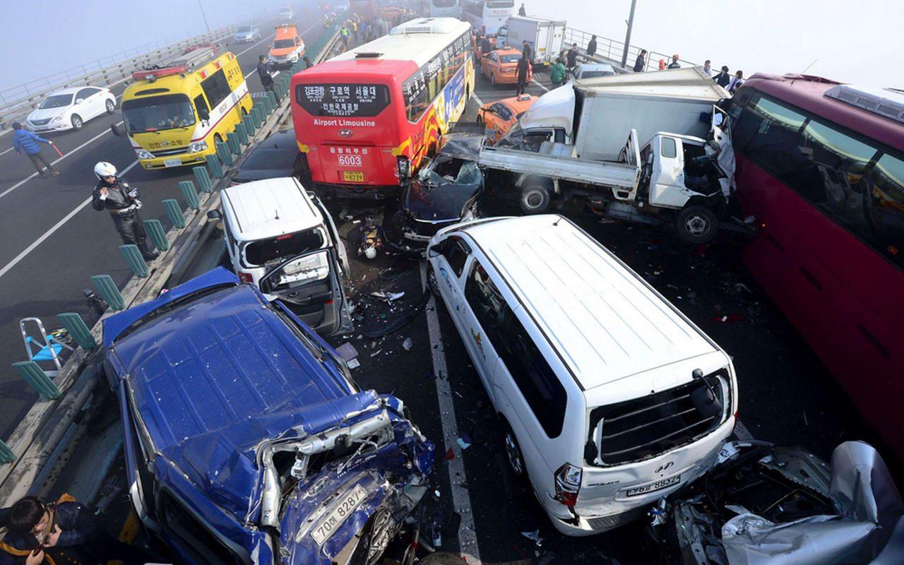 Resultado de imagen de accidente de automóvil