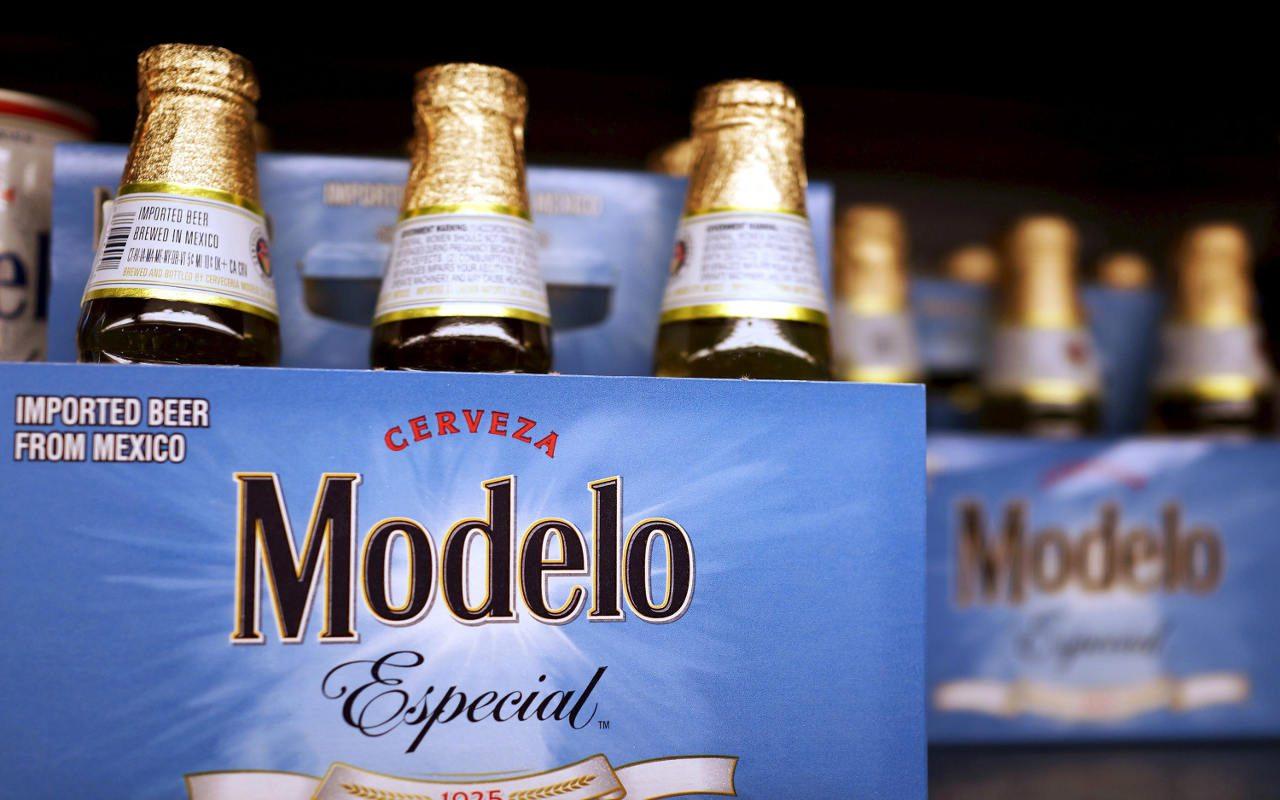 Grupo Modelo busca crecer con cerveza a domicilio y línea de refrescos