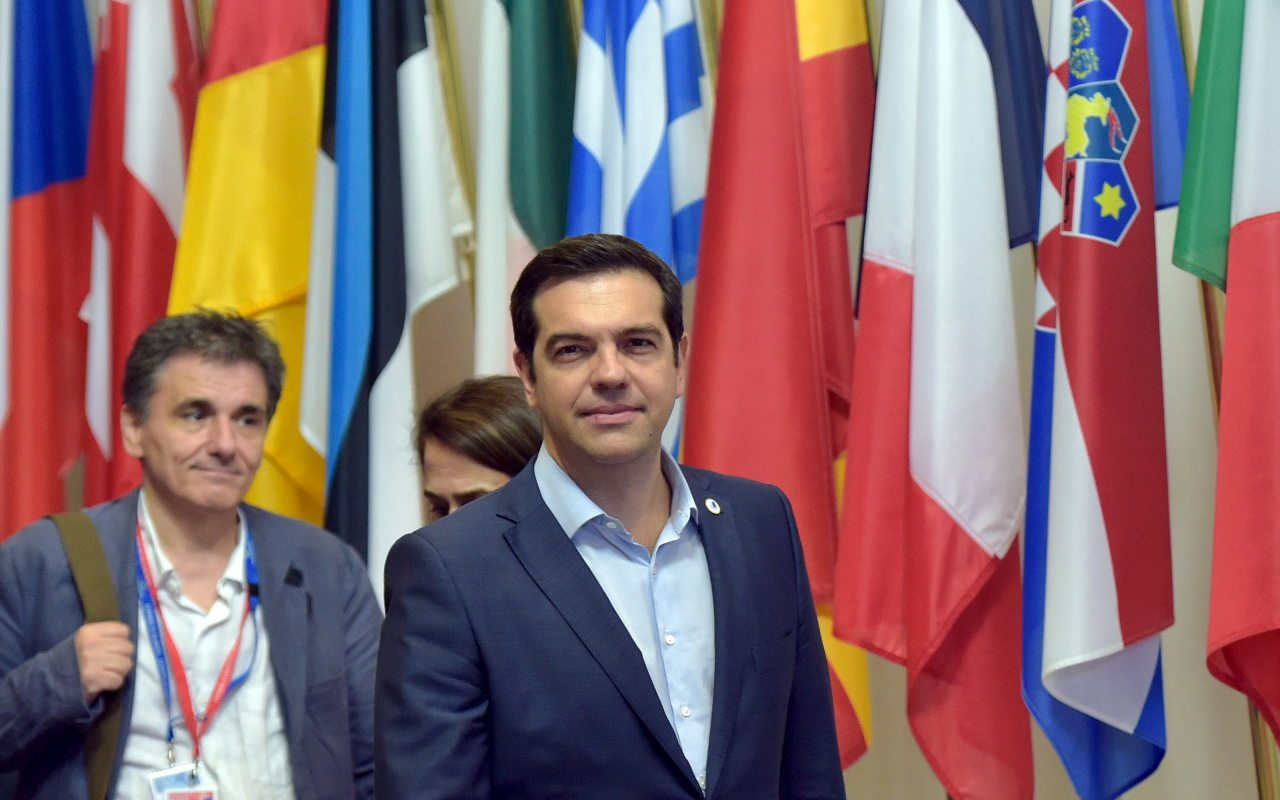 'Por fin libres': Tsipras declara fin del rescate financiero a Grecia
