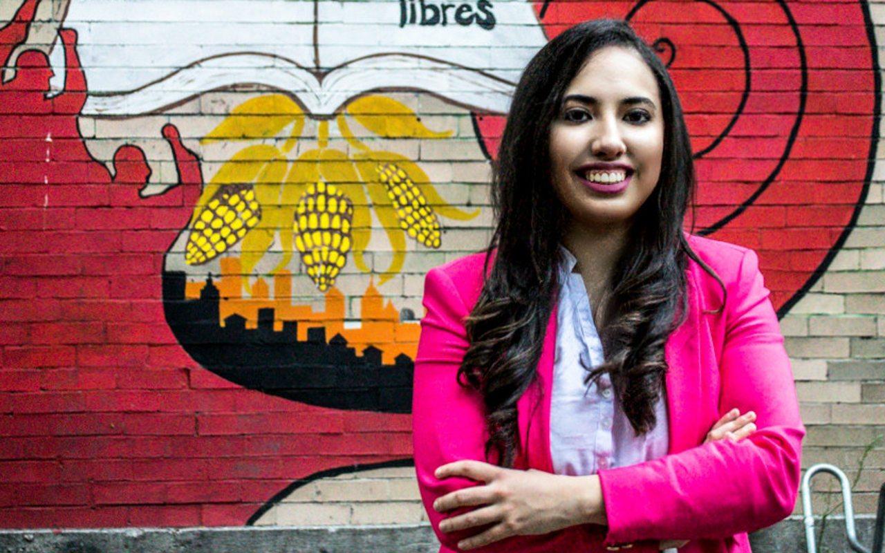 Mexicana obtiene premio en EU como líder emergente