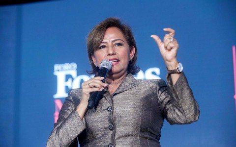 Rosario Marín, la republicana que apoya a Hillary Clinton