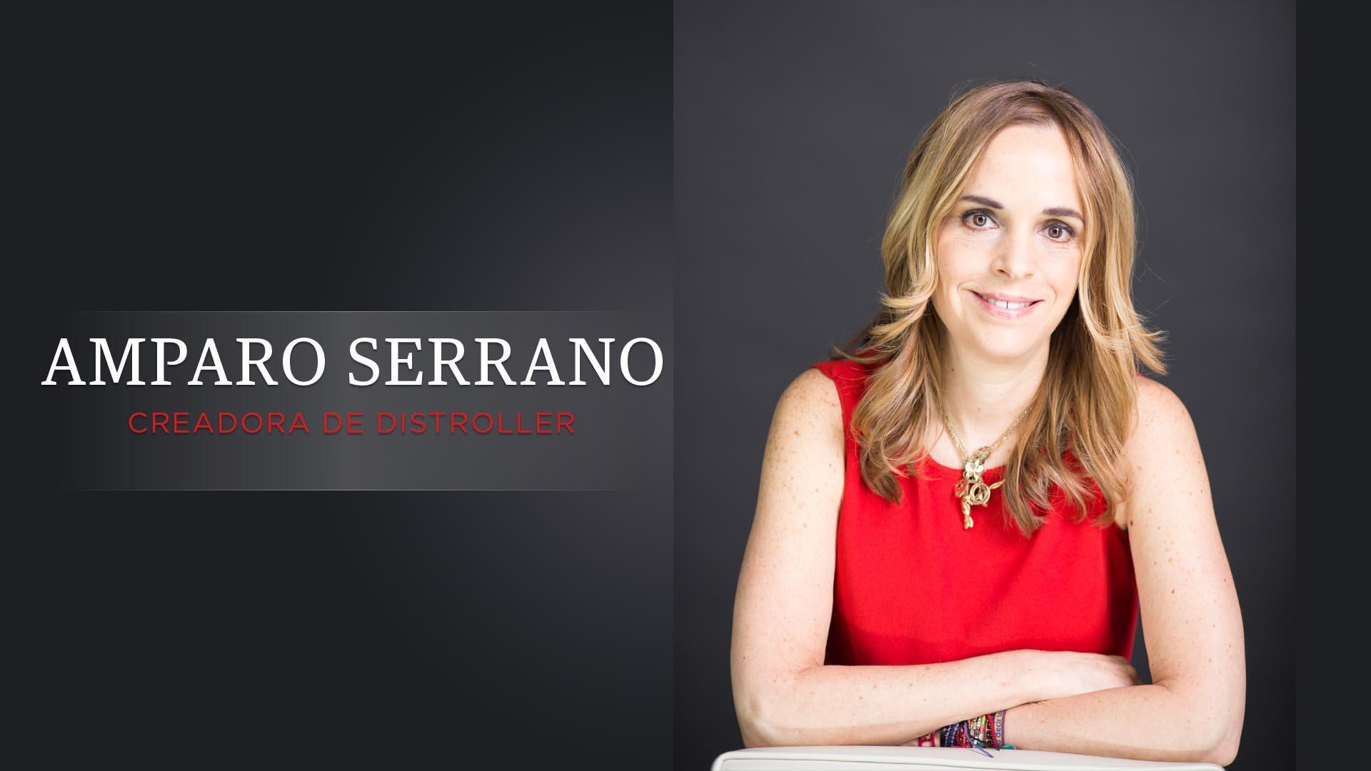 Forbes Mujeres poderosas 2015. Amparo Serrano