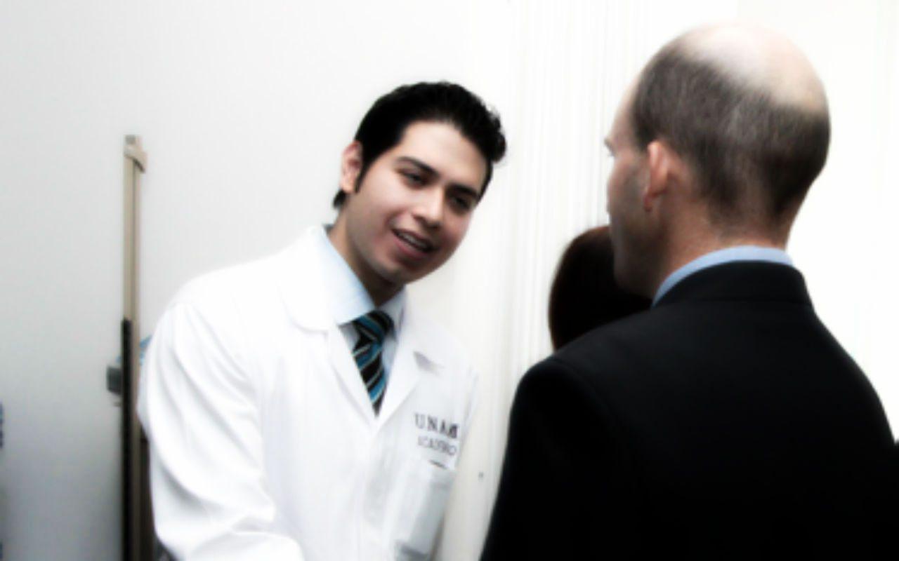 Deberías ver a mi doctor…