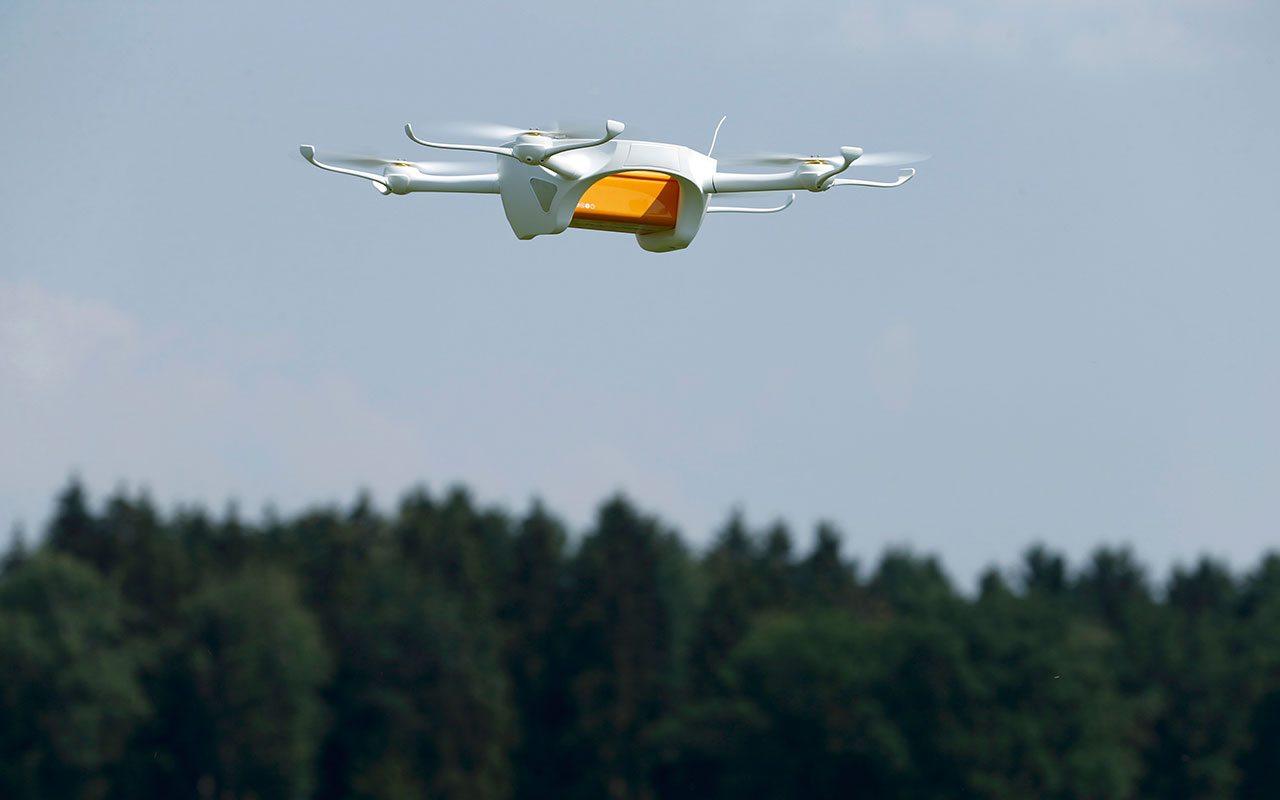 Este emprendedor costarricense usa drones para la agricultura