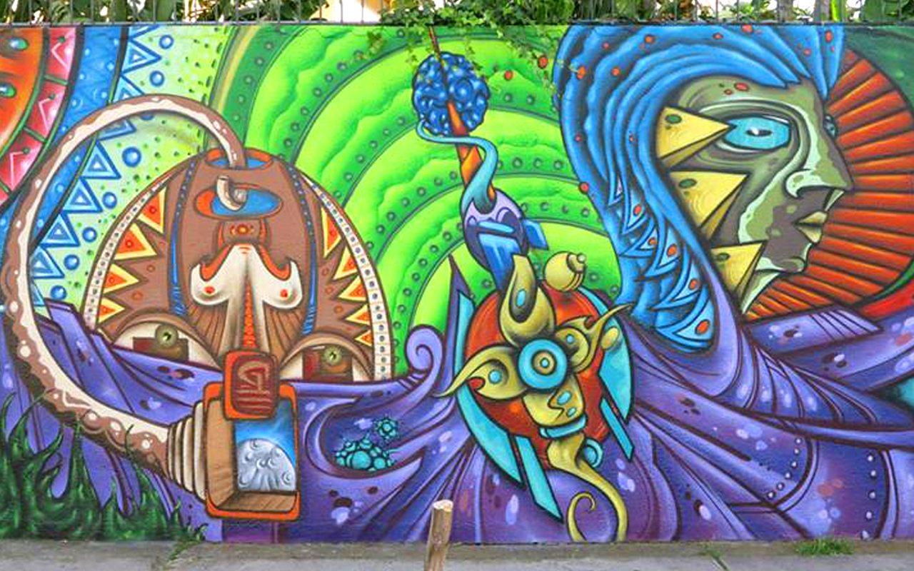 Graffiti ¿una nueva forma de arte?