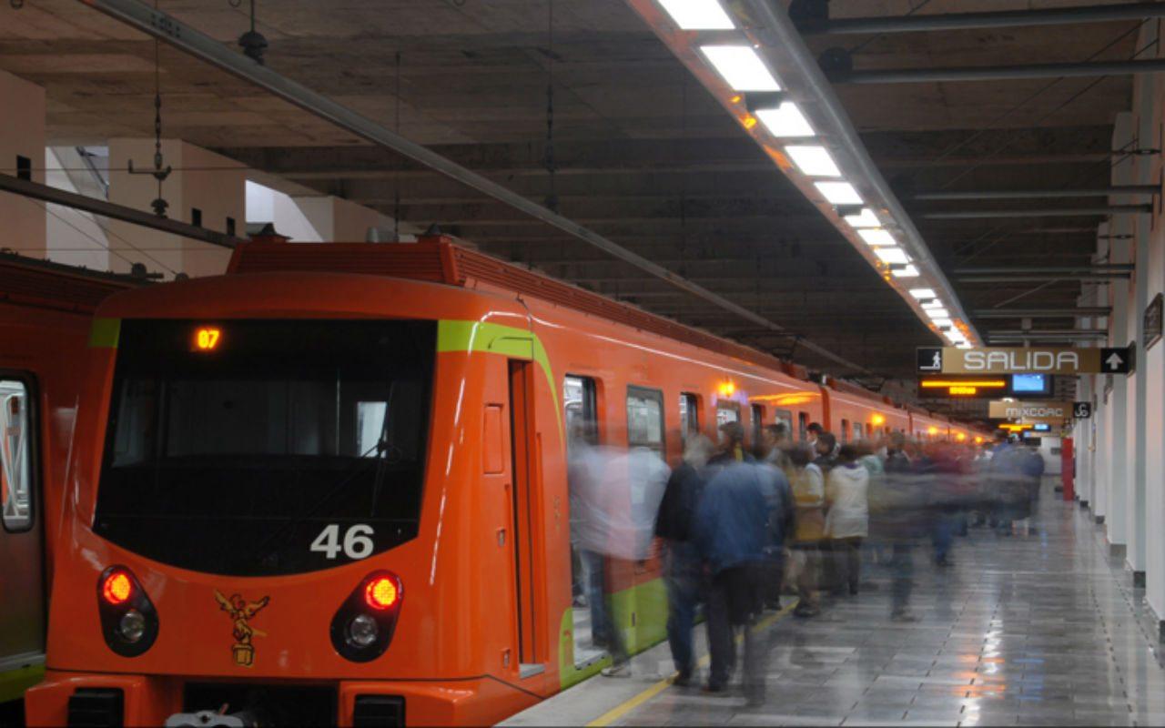 Metro y aeropuerto no interrumpirán servicio durante el simulacro