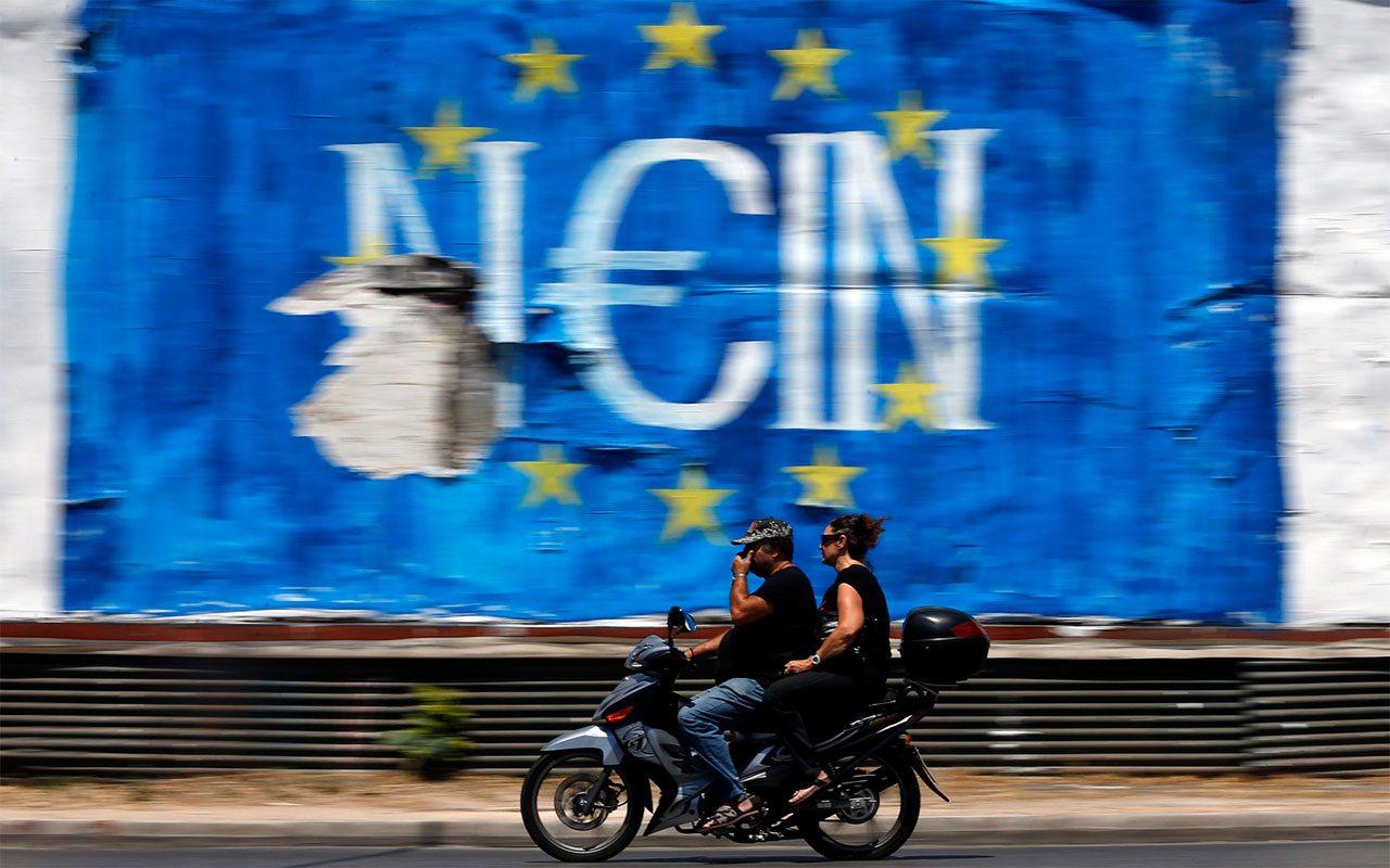 Confianza en Eurozona cae ante entorno volátil mundial