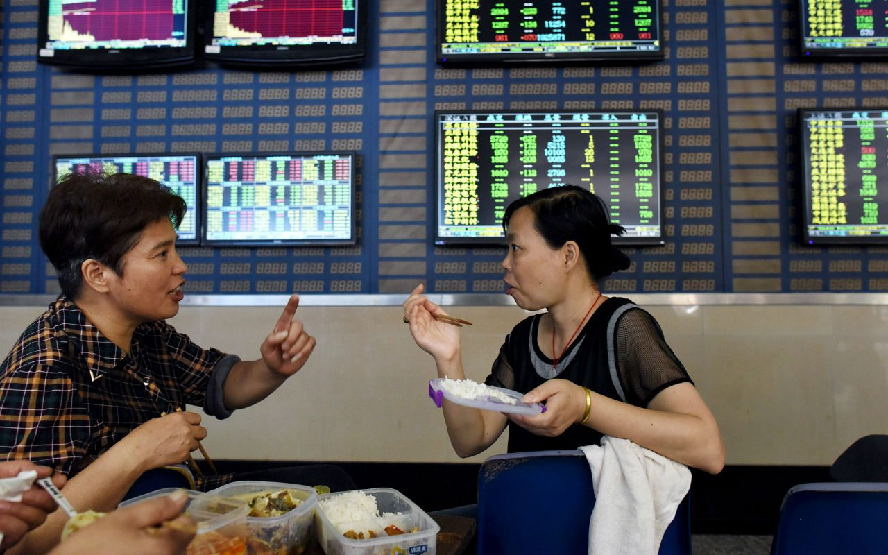 ¿Qué sigue a la desorganización en todas las bolsas chinas?