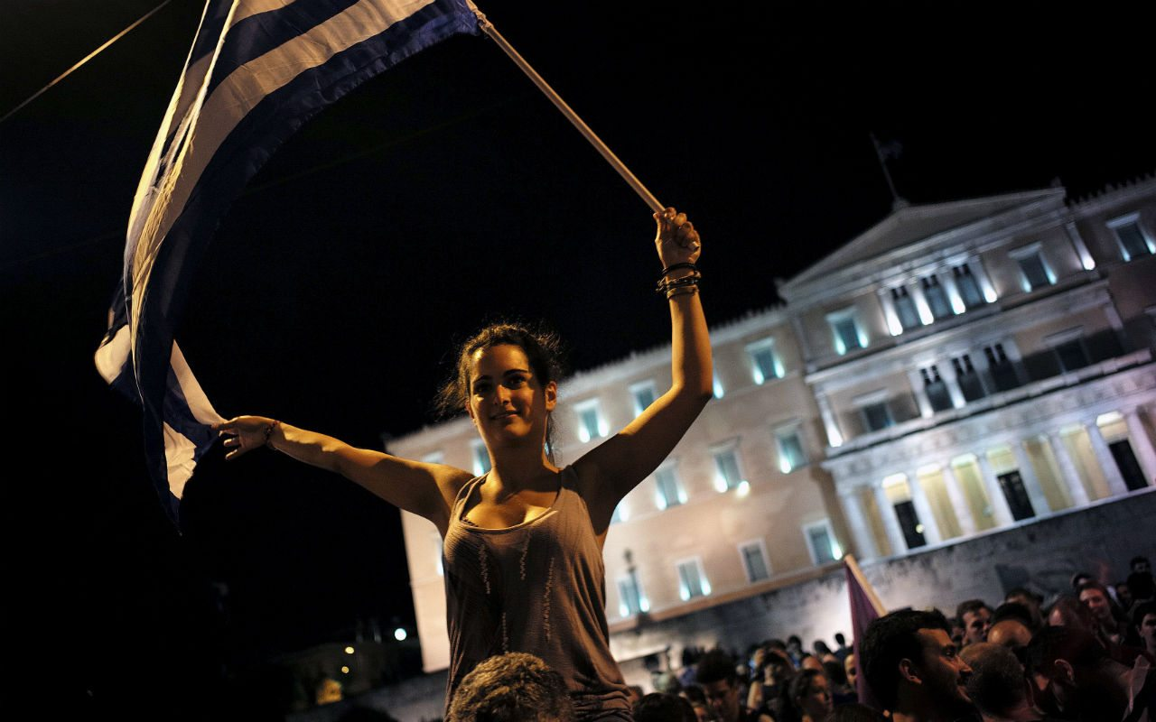 3 escenarios posibles resuelto el dilema griego
