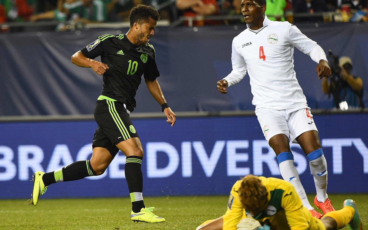 México deja un sabor agridulce en sus partidos en el Estadio Azteca