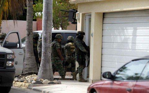 El hijo del 'Chapo' estaría entre los secuestrados en Puerto Vallarta