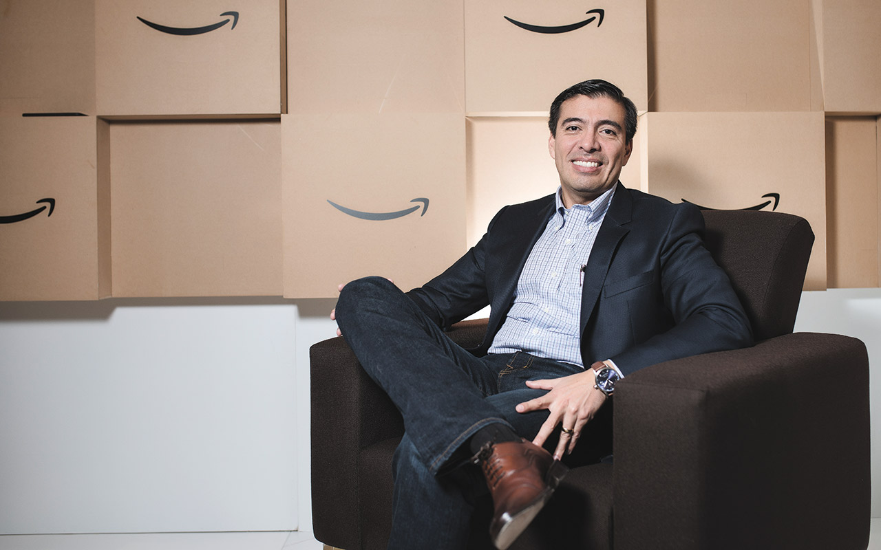 Juan Carlos García deja dirección de Amazon… se va a Elektra