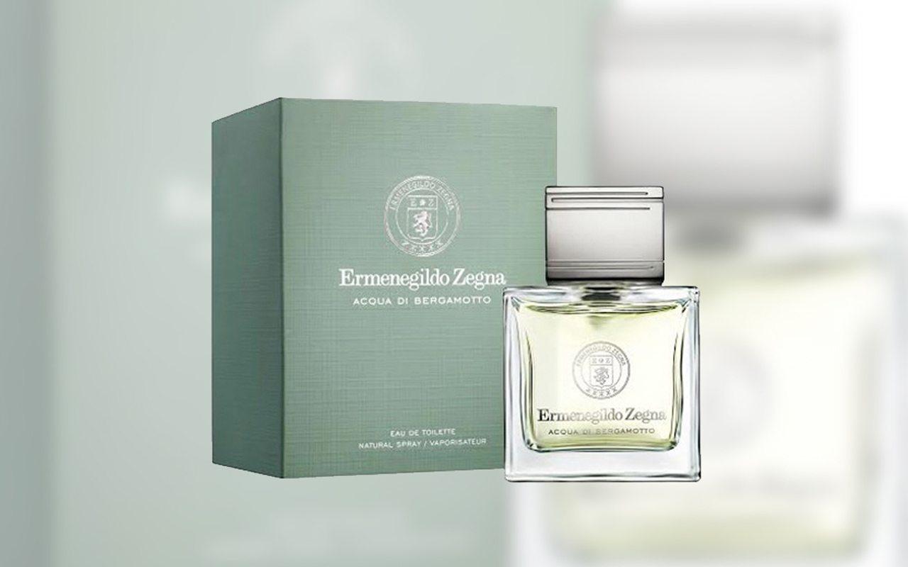 Un nuevo aroma cítrico y varonil creado por Ermenegildo Zegna