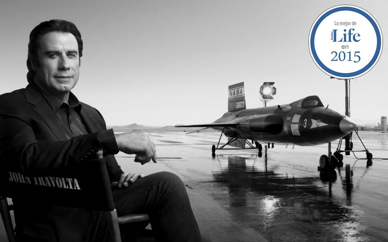 Un viaje con Mr. John Travolta
