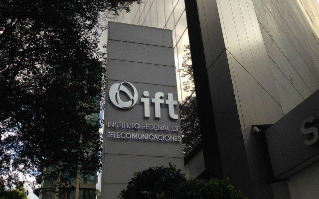 Edificio del IFT.