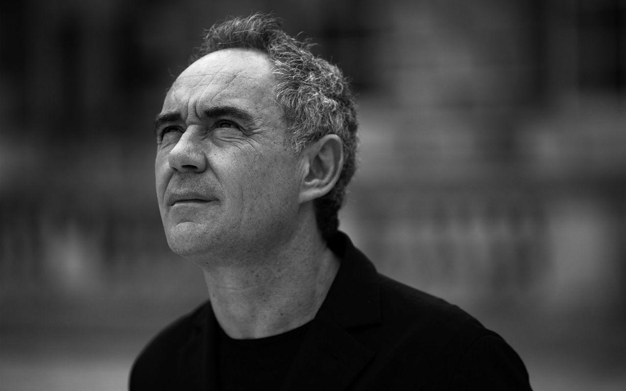Ferran Adrià, el cocinero de las ideas