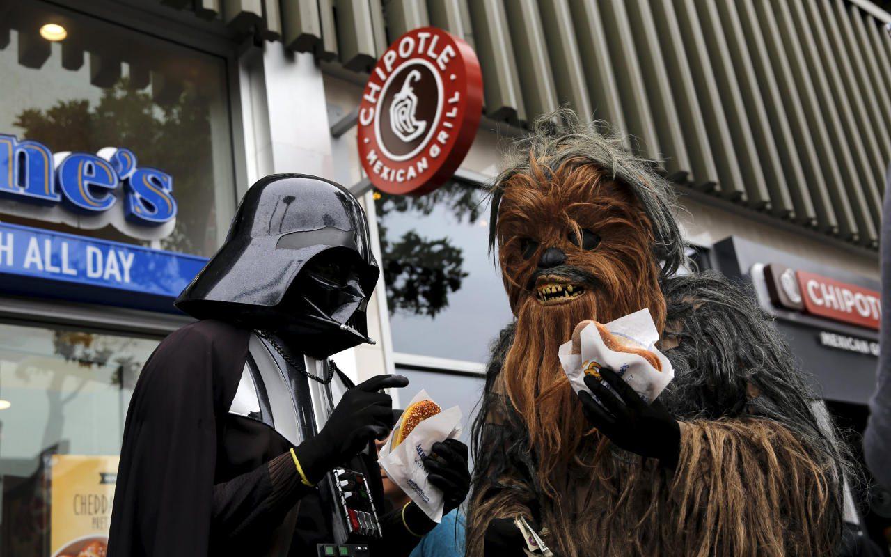 Disney alista maratónico lanzamiento de juguetes de Star Wars