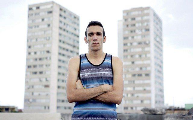 Robin Pedraja. (Foto: Alejandro González).