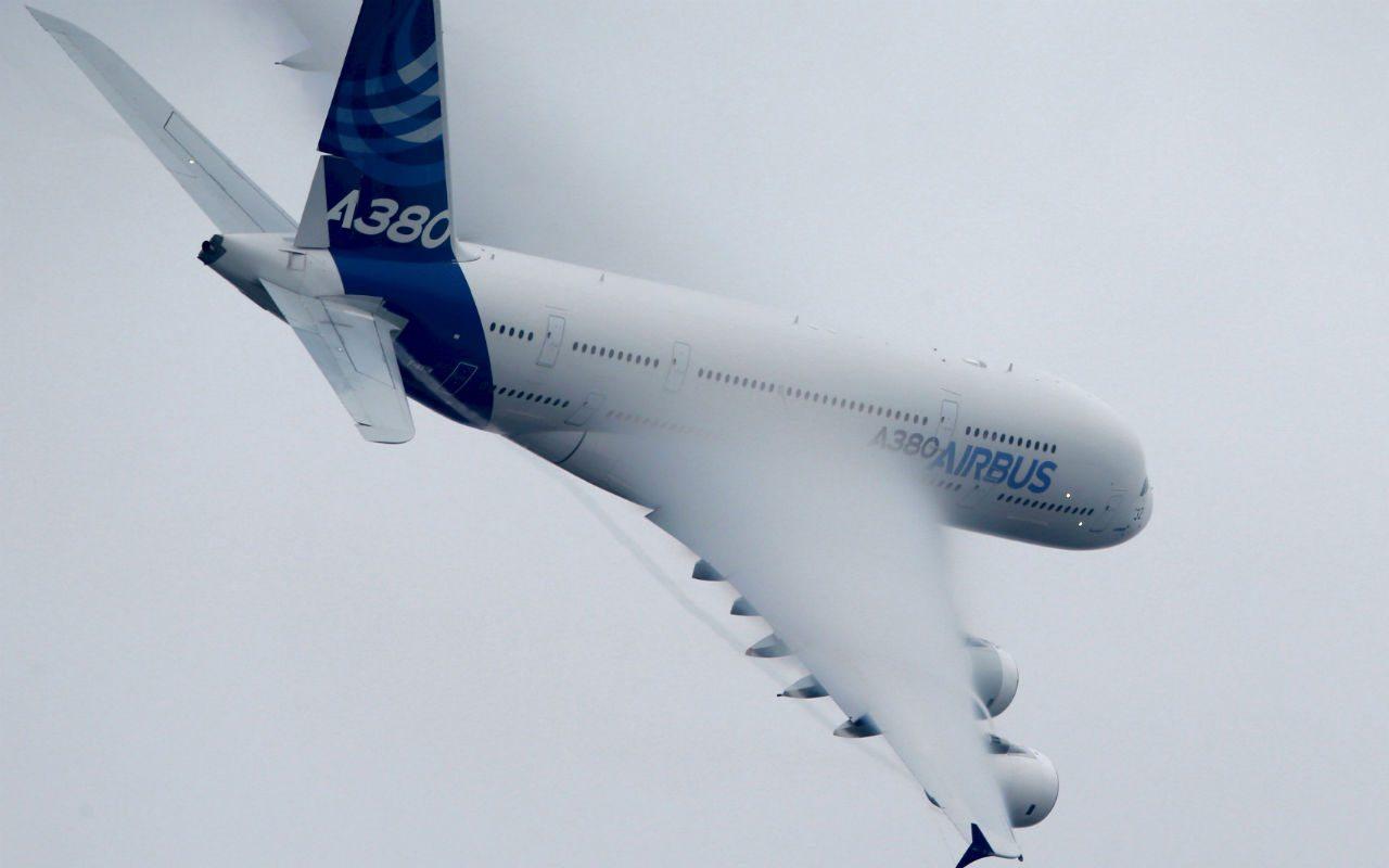 Airbus superó a Boeing en el mercado global de aviones en 2017