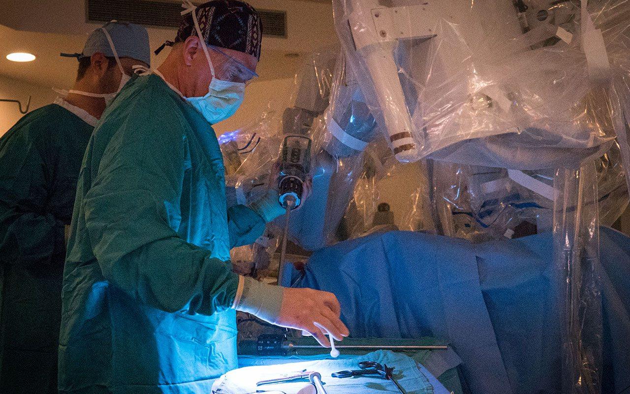 El hospital que alcanzó al futuro en la lucha contra el cáncer