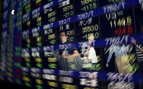 Bolsas asiáticas repuntan tras datos optimistas de EU