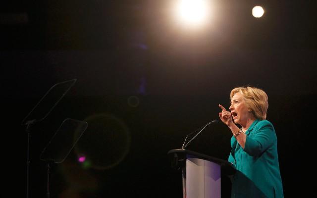 Hillary Clinton. (Foto: Reuters.)