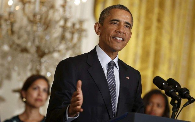 El presidente de EU, Barack Obama. (Foto: Reuters.)