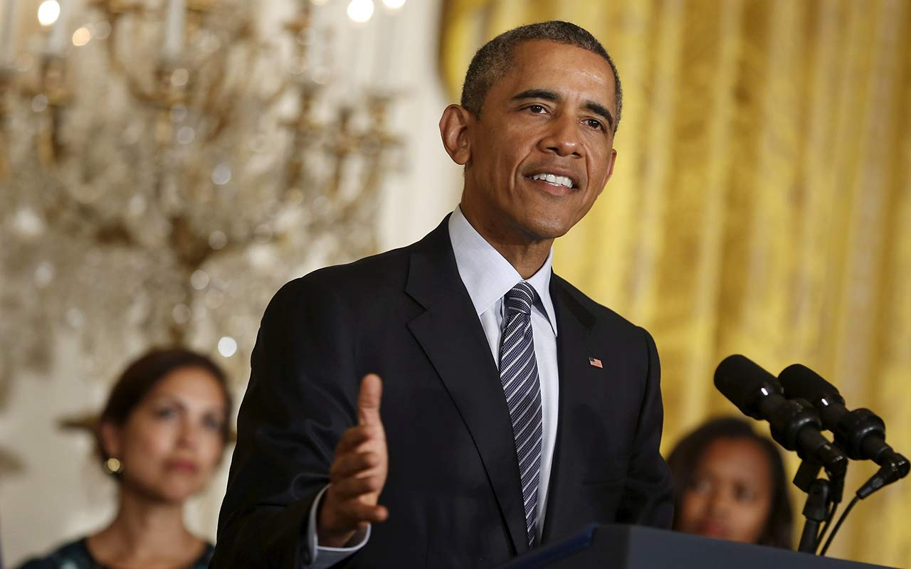 """Obama descarta posible cargo en gobierno de Biden: """"Michelle me dejaría"""""""