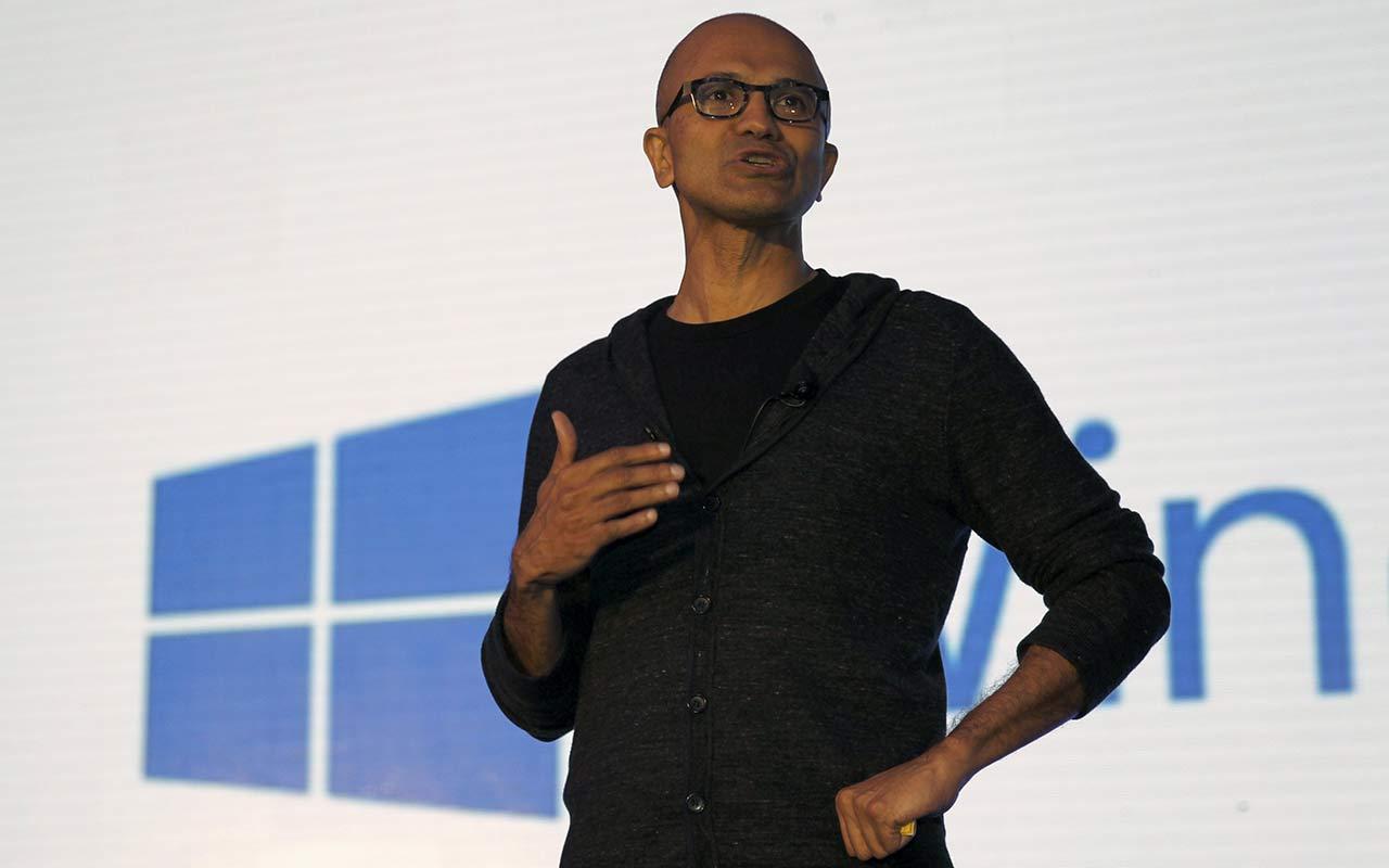 Microsoft, sin prisa, pero sin pausa