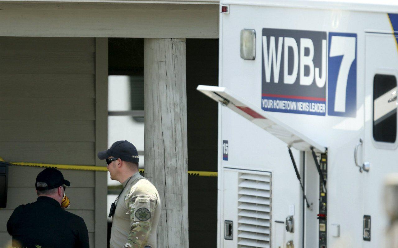Un exempleado, autor del asesinato de periodistas en Virginia