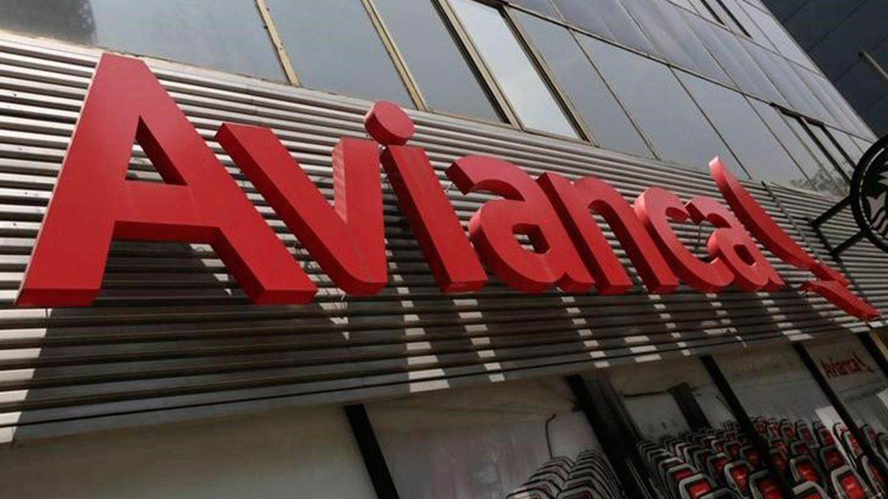 Ganancias de aerolínea Avianca caen 4.4% en tercer trimestre
