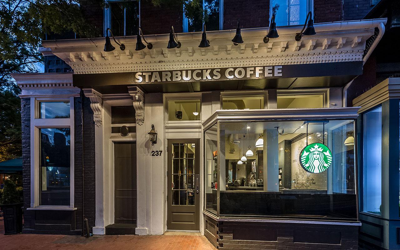 Starbucks-Alsea