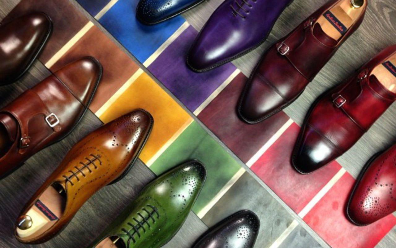 Experiencia y artesanía detrás de los zapatos Andrés Sendra