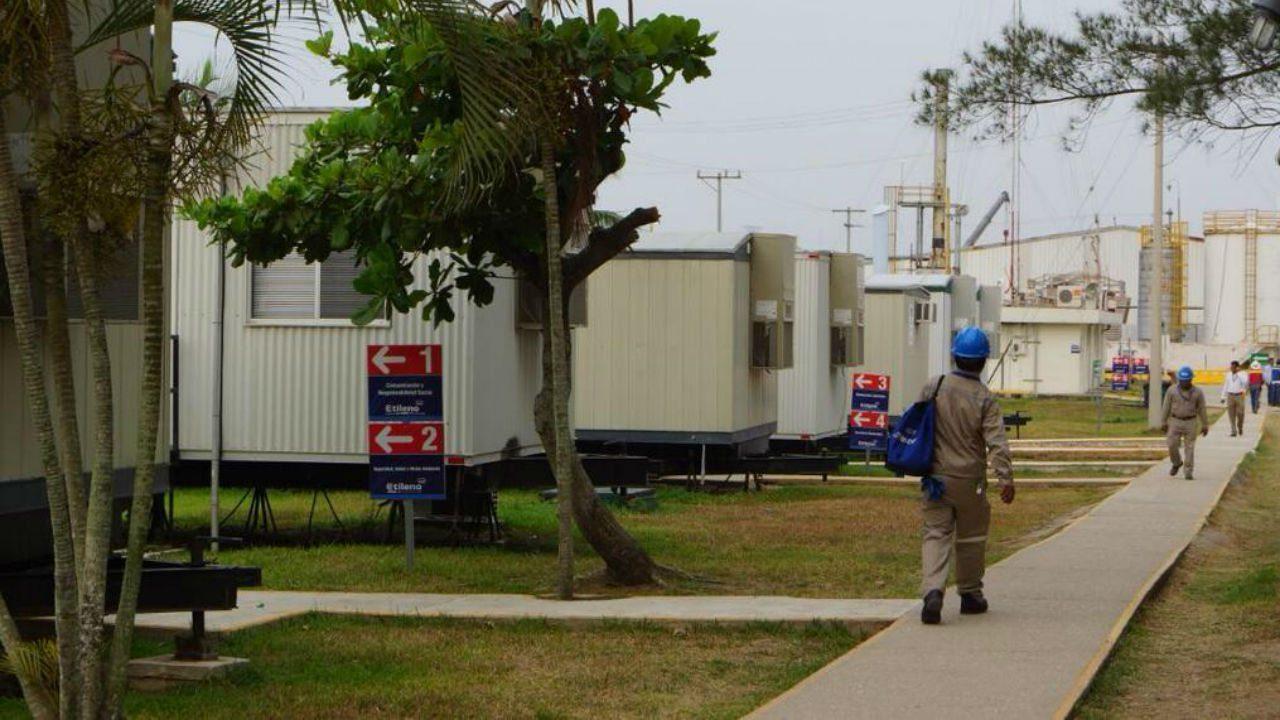 Etileno XXI, de Odebrecht, se queda sin suministro de gas natural