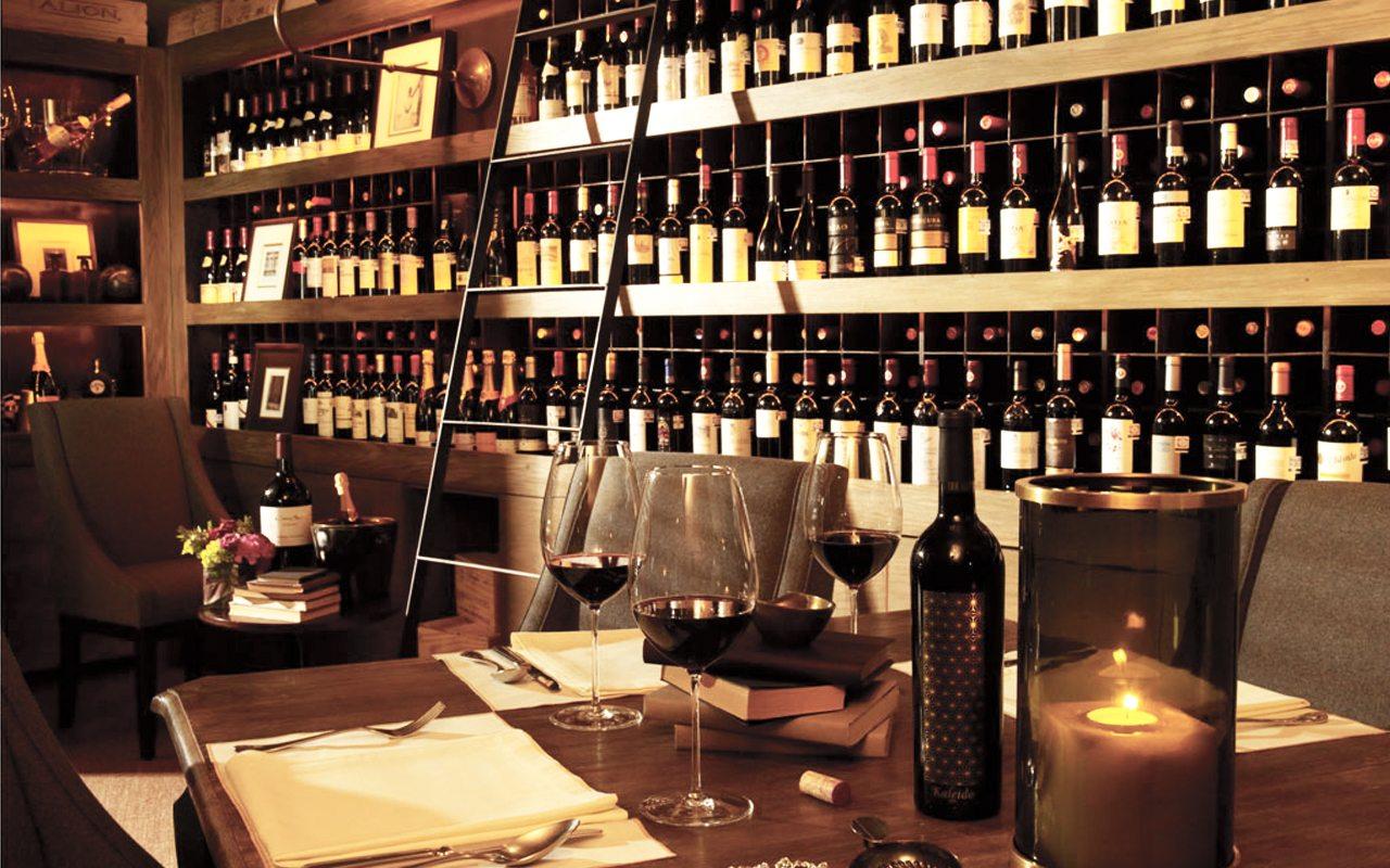 Una masterclass de vinos en Gloutonnerie