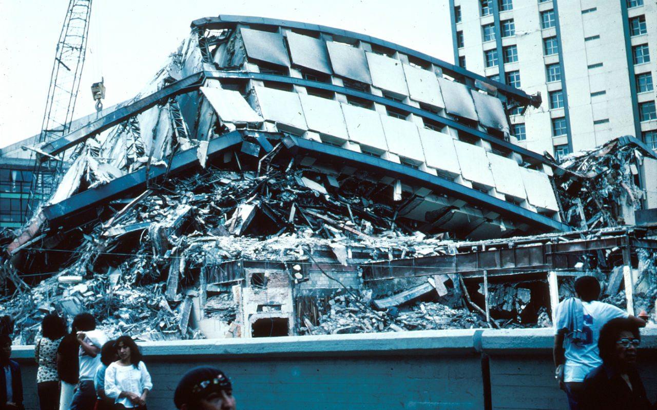 Lecciones del terremoto de 1985 en el DF: ¿estás preparado?