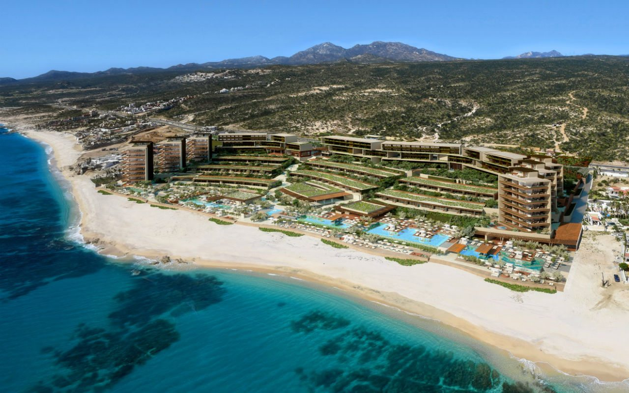 The Luxury Collection se instala en las playas de Los Cabos