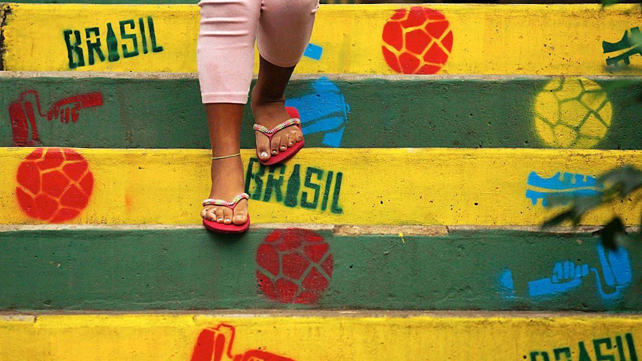 A los brasileños no les interesa tanto el futbol como se cree