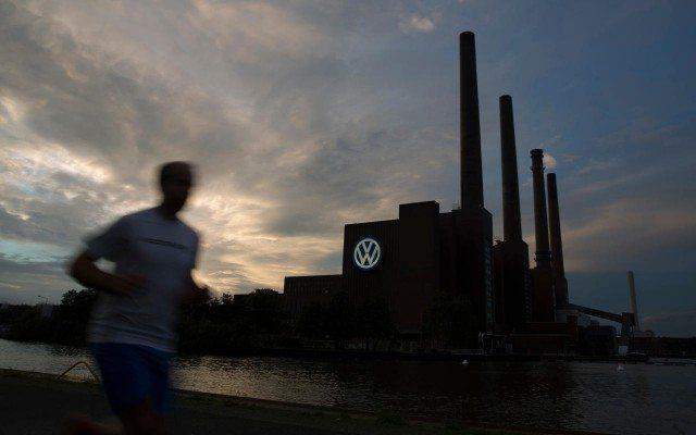 Planta de Volkswagen. (Foto: Reuters.)