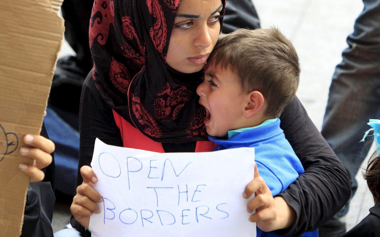 450,000 refugiados llegarán a Europa en 2016: ONU