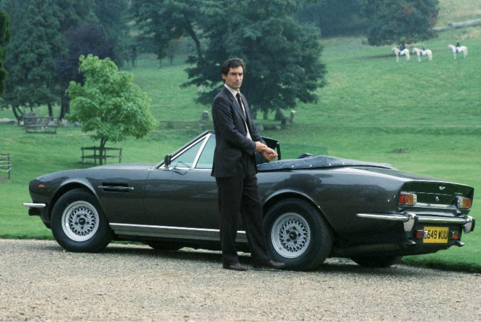 Una Breve Historia De Los Autos De James Bond Forbes Mexico