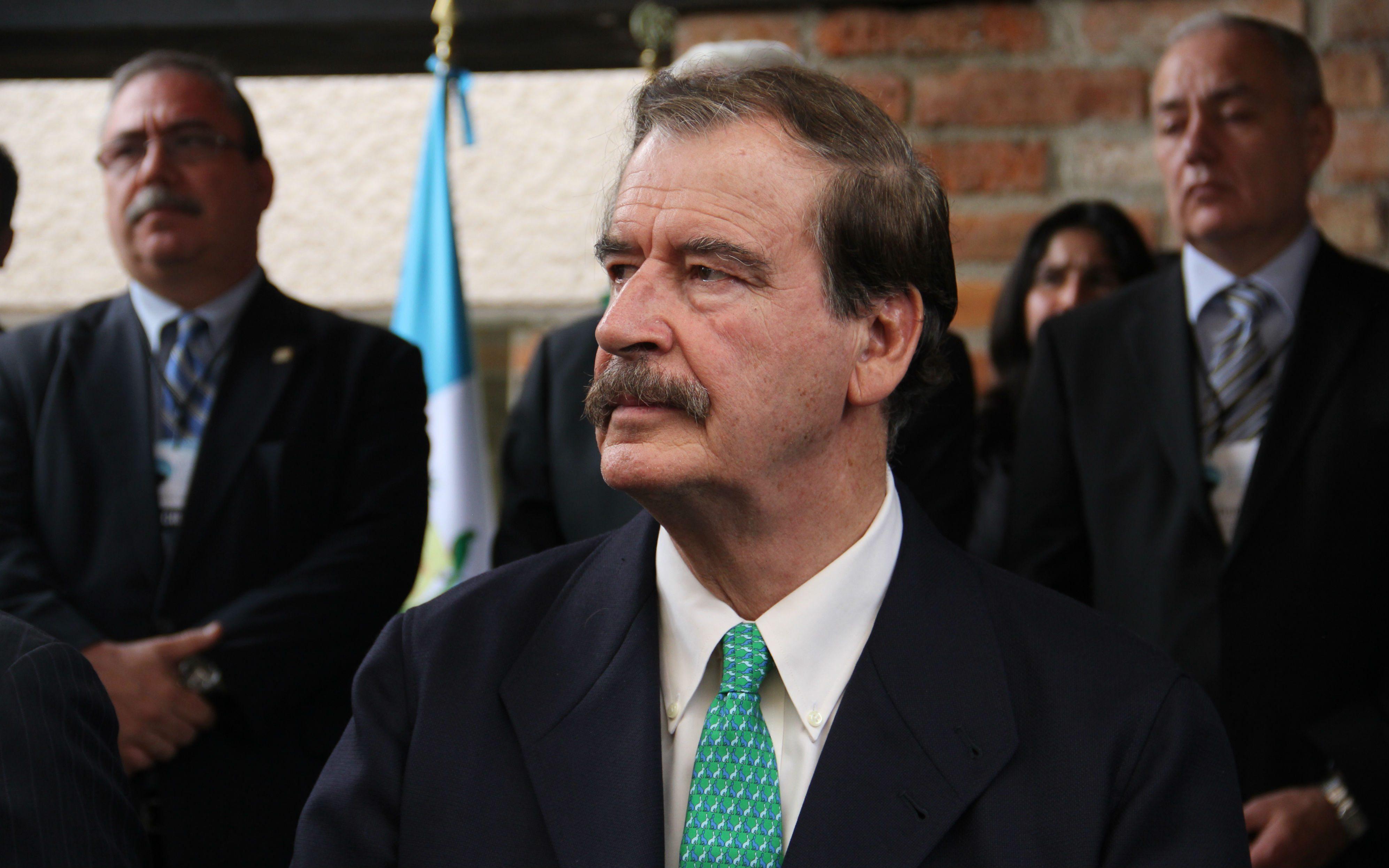 Fox arremete contra AMLO y la SCJN por consulta sobre juicio a expresidentes