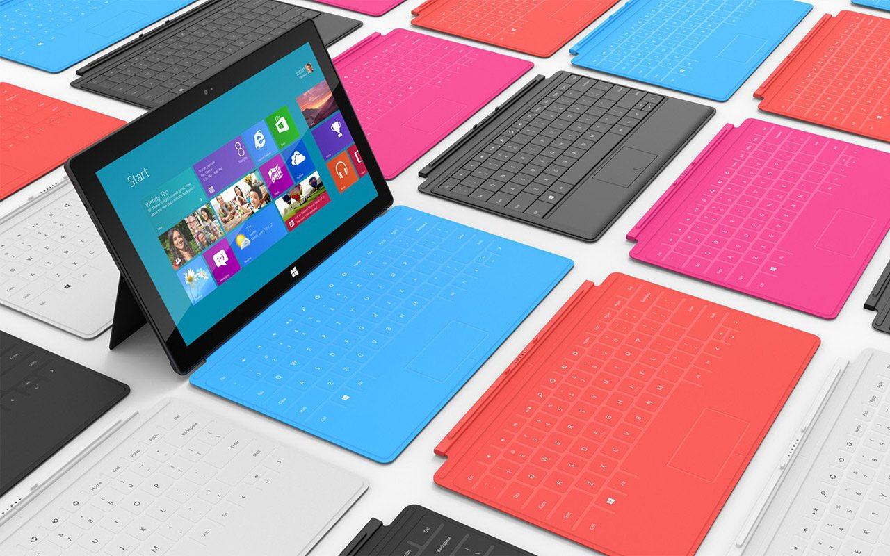 Así planea Microsoft llevar Surface a tu oficina