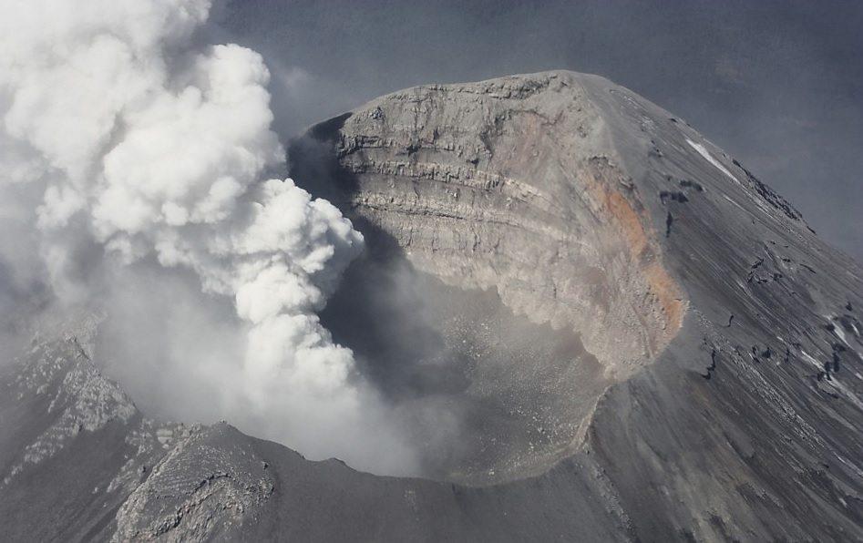 El volcán que puede detener el colapso de la Ciudad de México • Forbes México