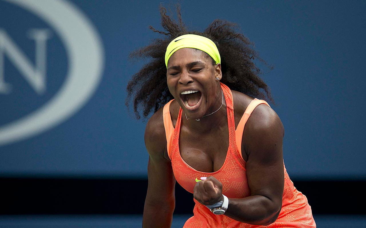 Multan a Serena Williams por mal comportamiento en Abierto de EU