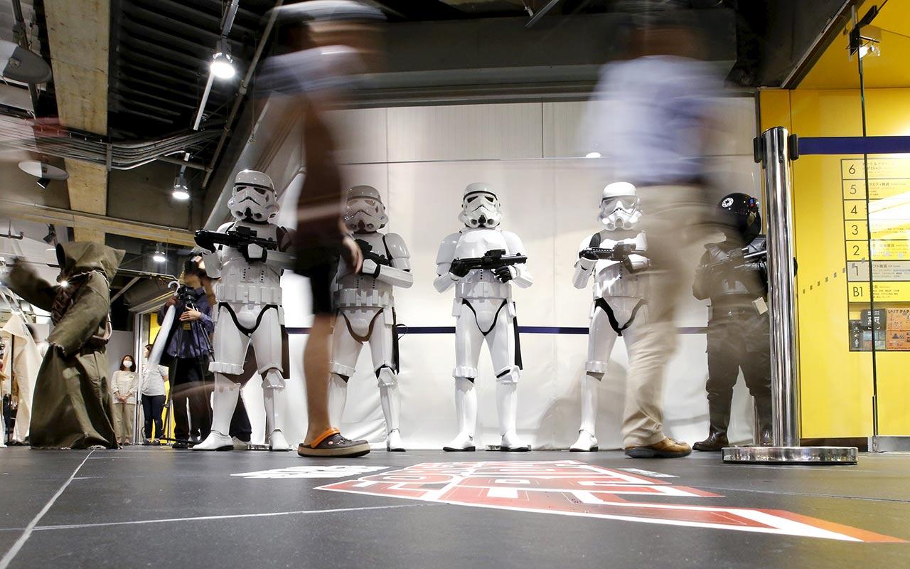 Las 3 empresas que harán más dinero con Star Wars